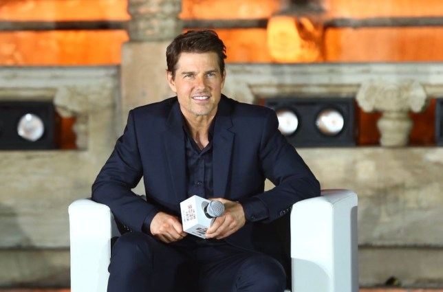 Tom Cruise Scientology 2020.Tom Cruise Set Up Booth On Set To Convert Crew To