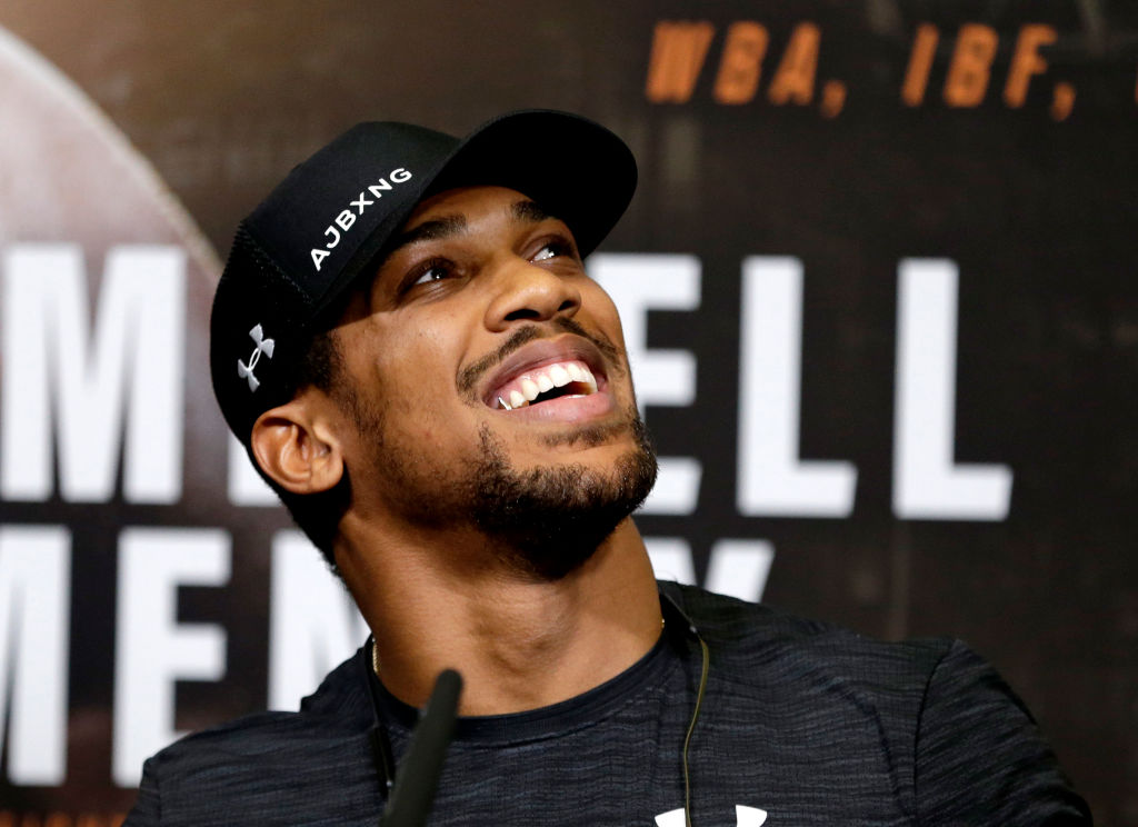 Anthony Joshua finally breaks silence on Tyson Fury's draw with Deontay Wilder