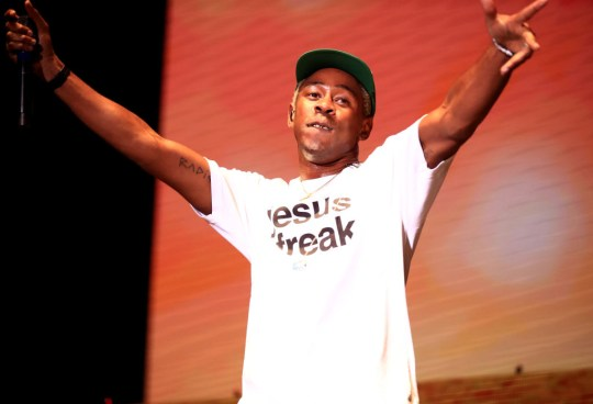 38f8aa4f78536d Tyler The Creator sexuality and homophobic slur use as he  dates ...