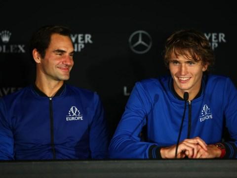 ATP Finals: Greg Rusedski makes Roger Federer v Alexander Zverev prediction