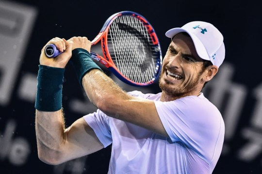 How old is Andy Murray and what is his world ranking as he