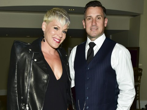 Pink's husband Carey Hart vows 'looters will be shot on sight' amid California fire ordeal