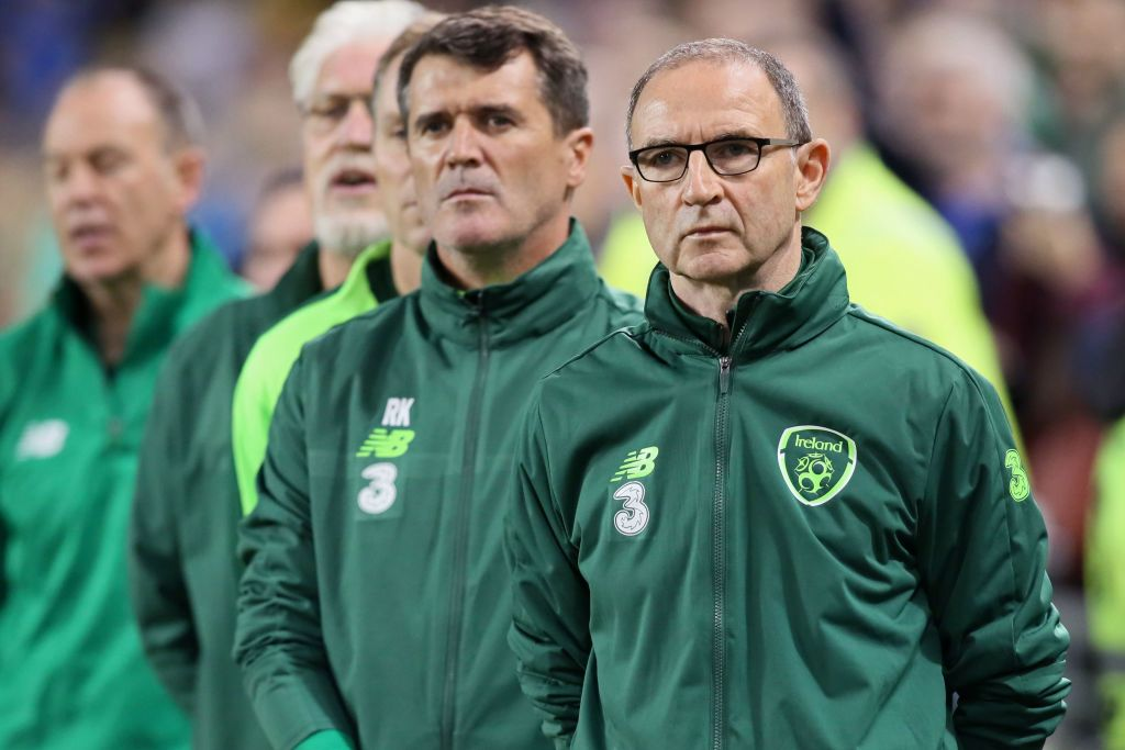 Martin O'Neill & Roy Keane axed after  Ireland suffer Nations League relegation