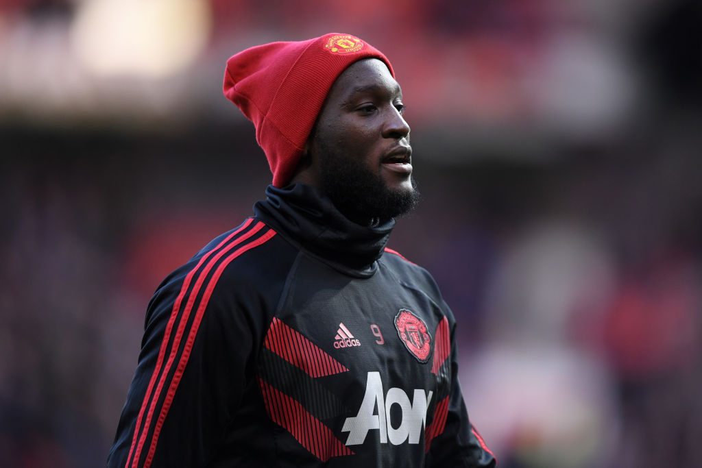 Romelu Lukaku reveals how he responded to being dropped by Jose Mourinho