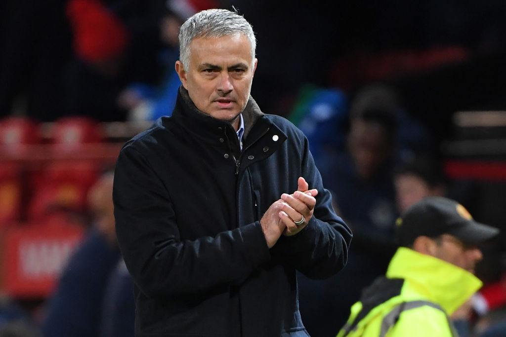 Jose Mourinho fires warning to Manchester United squad ahead of Manchester City clash