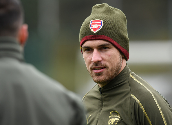 Arsenal legend Martin Keown 'astonished' by Aaron Ramsey transfer update