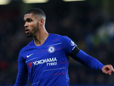 Ruben Loftus-Cheek rates Mason Mount & Fikayo Tomori performances against Chelsea
