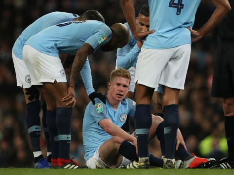 Pep Guardiola speaks out on Kevin De Bruyne injury after Manchester City's victory over Fulham