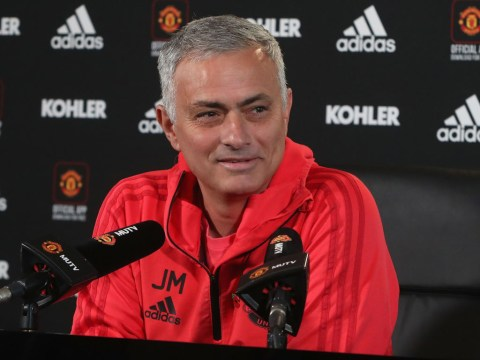 Jose Mourinho handed quadruple injury boost ahead of Manchester United's clash with Crystal Palace