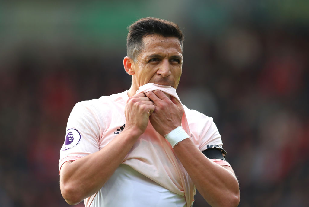 Why Alexis Sanchez is causing Manchester United to panic over David de Gea and Anthony Martial