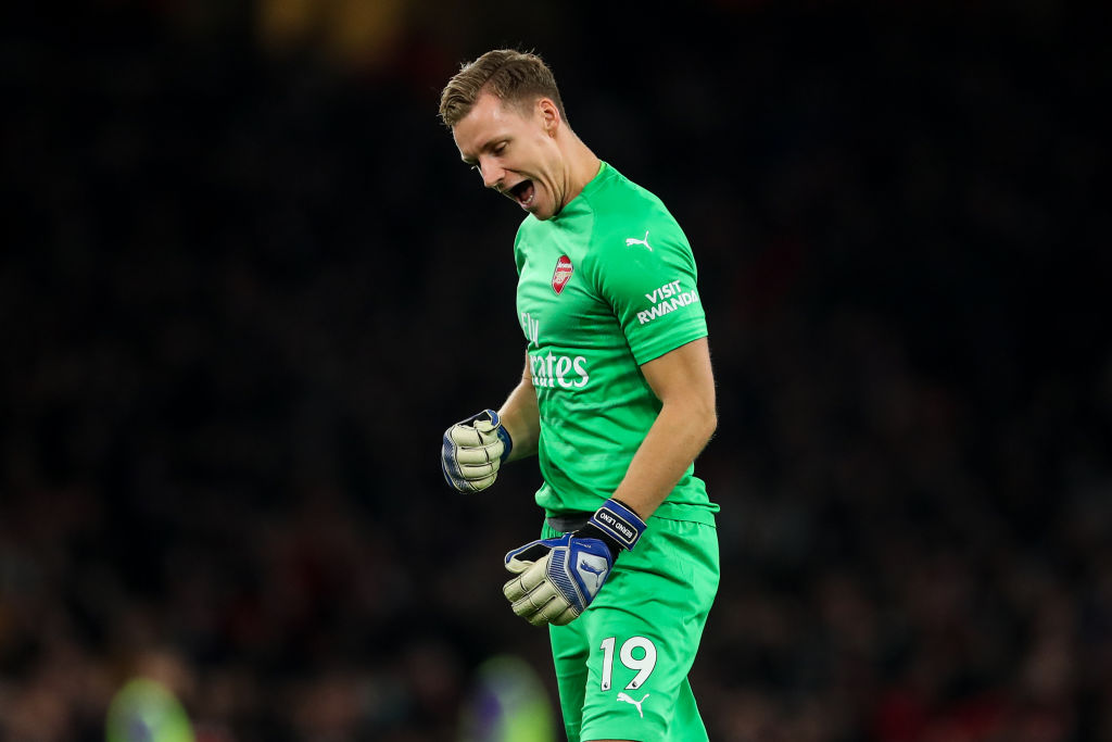 Image result for leno saves v man u