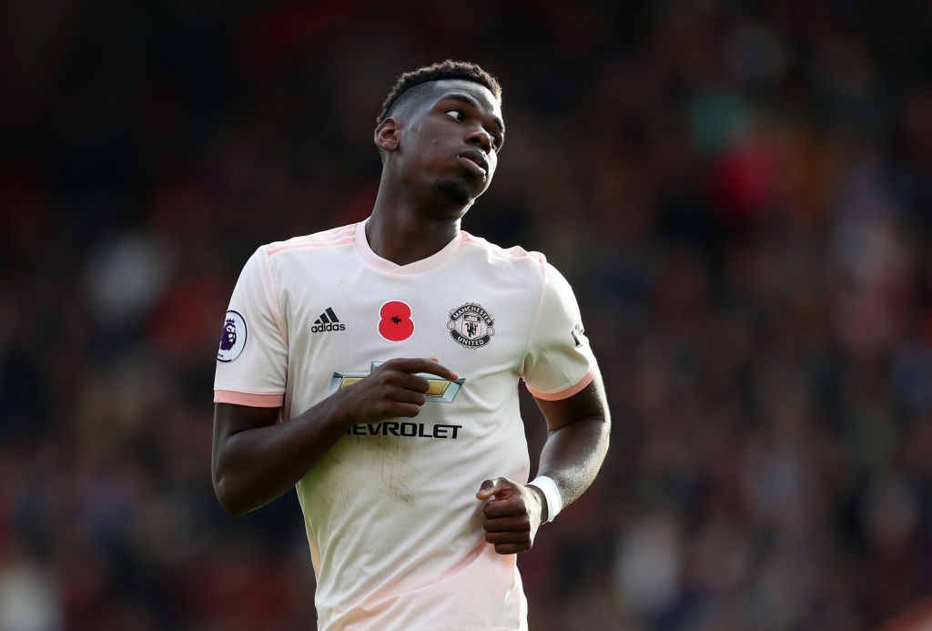 Paul Pogba needs Ander Herrera to thrive at Manchester United, says Paul Scholes