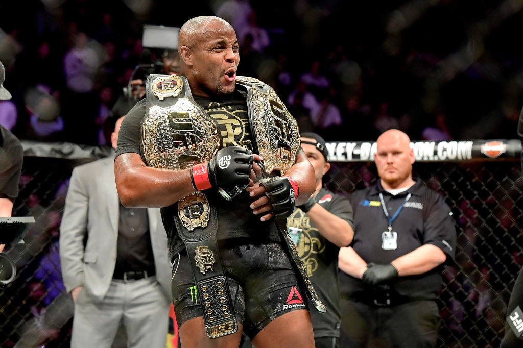 Dana White wants Daniel Cormier to complete UFC trilogy with Jon Jones at heavyweight