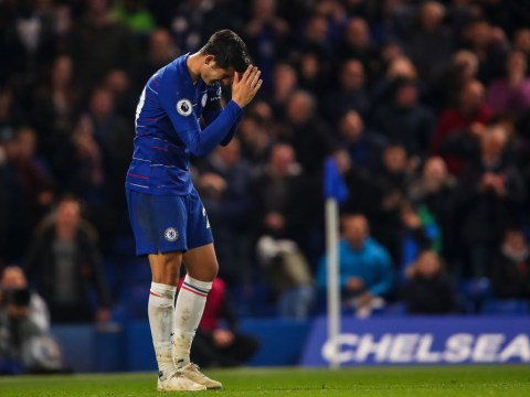 Alvaro Morata reveals torment of debut season at Chelsea