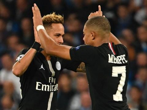 Jurgen Klopp and Joe Gomez react to Kylian Mbappe and Neymar fitness update