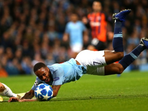 Manchester City star Raheem Sterling breaks silence on bizarre penalty incident
