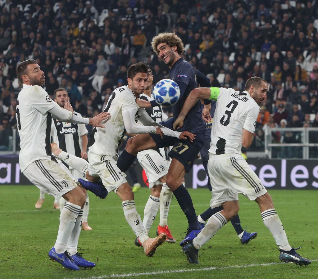 Jose Mourinho hails Marouane Fellaini as Manchester United's gamechanger