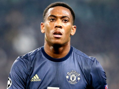 Didier Deschamps explains why Anthony Martial was recalled to France squad