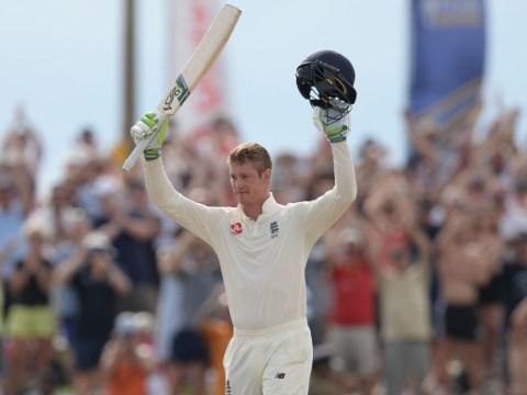 England set up historic Sri Lanka win as centurion Keaton Jennings vindicates selection