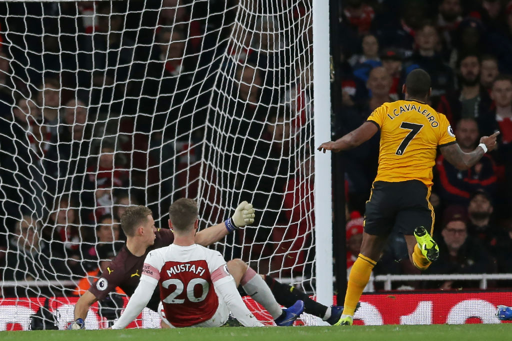 Bernd Leno reveals why Arsenal struggled in draw against Wolves