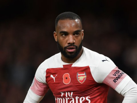 Didier Deschamps tells Unai Emery the best position to play Alexandre Lacazette as he returns to France squad
