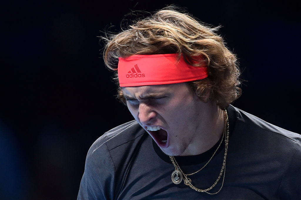 Alexander Zverev extends Marin Cilic's miserable ATP Finals record with narrow win