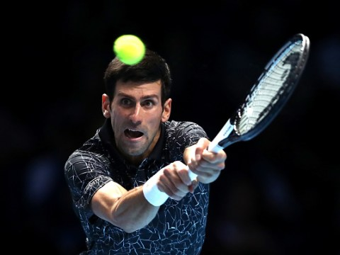 ATP Finals: How return king Novak Djokovic dismantled the best serve in world tennis