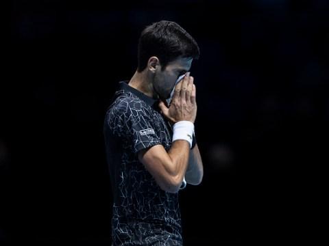 Novak Djokovic confirms illness fears after ATP Finals win over Alexander Zverev