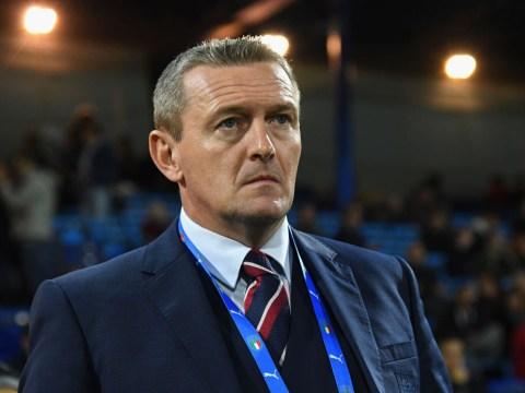 England drawn in difficult group for U21 European Championships next summer