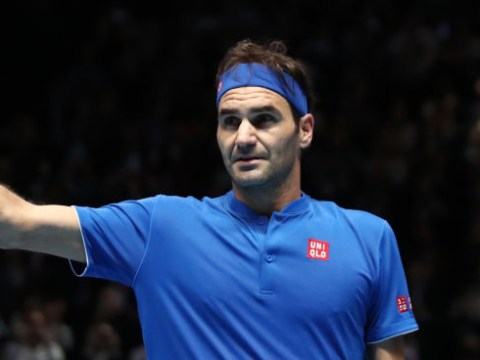 ATP Finals: Roger Federer 'thrilled' to join Novak Djokovic and Kevin Anderson in semi-finals