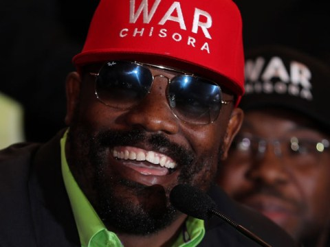 Derek Chisora aims to complete trilogy with Tyson Fury after Dillian Whyte showdown