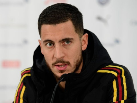 Eden Hazard makes Chelsea transfer statement and delivers PSG v Liverpool prediction