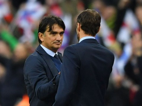 Zlatko Dalic admits 'football is coming home' after Croatia are beaten by England