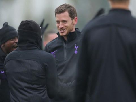 Tottenham star Jan Vertonghen could make injury comeback against Chelsea