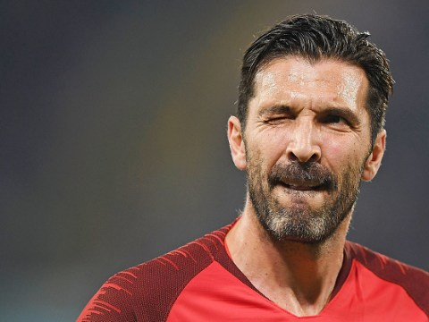 Gianluigi Buffon names the three favourites to win the Champions League