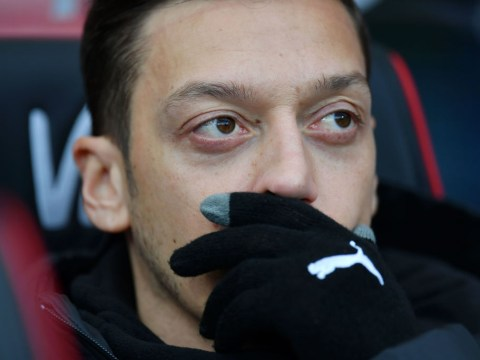 Arsenal legend Alan Smith explains why Mesut Ozil has been benched at Bournemouth