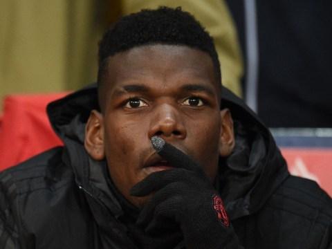 Paul Pogba and Romelu Lukaku dropped by Jose Mourinho for Man Utd v Arsenal