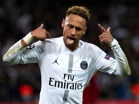 Neymar makes Champions League history as PSG beat Liverpool