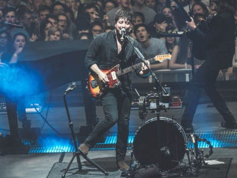 Mumford And Sons Delta tour comes to the O2 with ambitious staging but the old classics make the night memorable