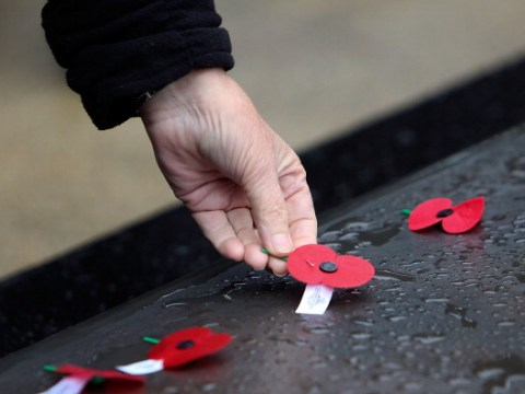 What do the poppy appeal donations go towards?