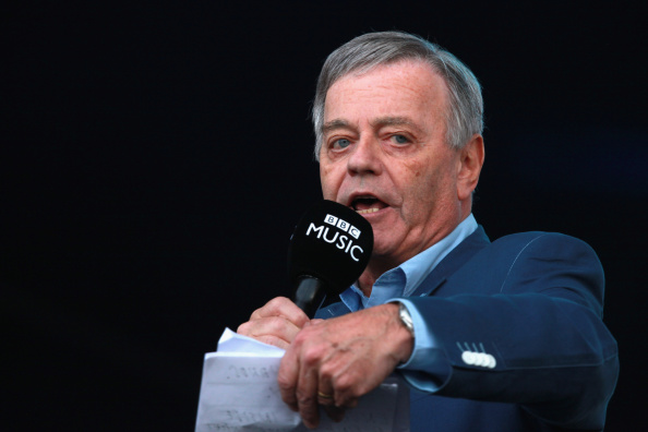 BBC Radio's Tony Blackburn left bloodied by attempted mugging