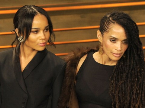 Zoe Kravitz admits she grew up 'intimidated' by mother Lisa Bonet's beauty
