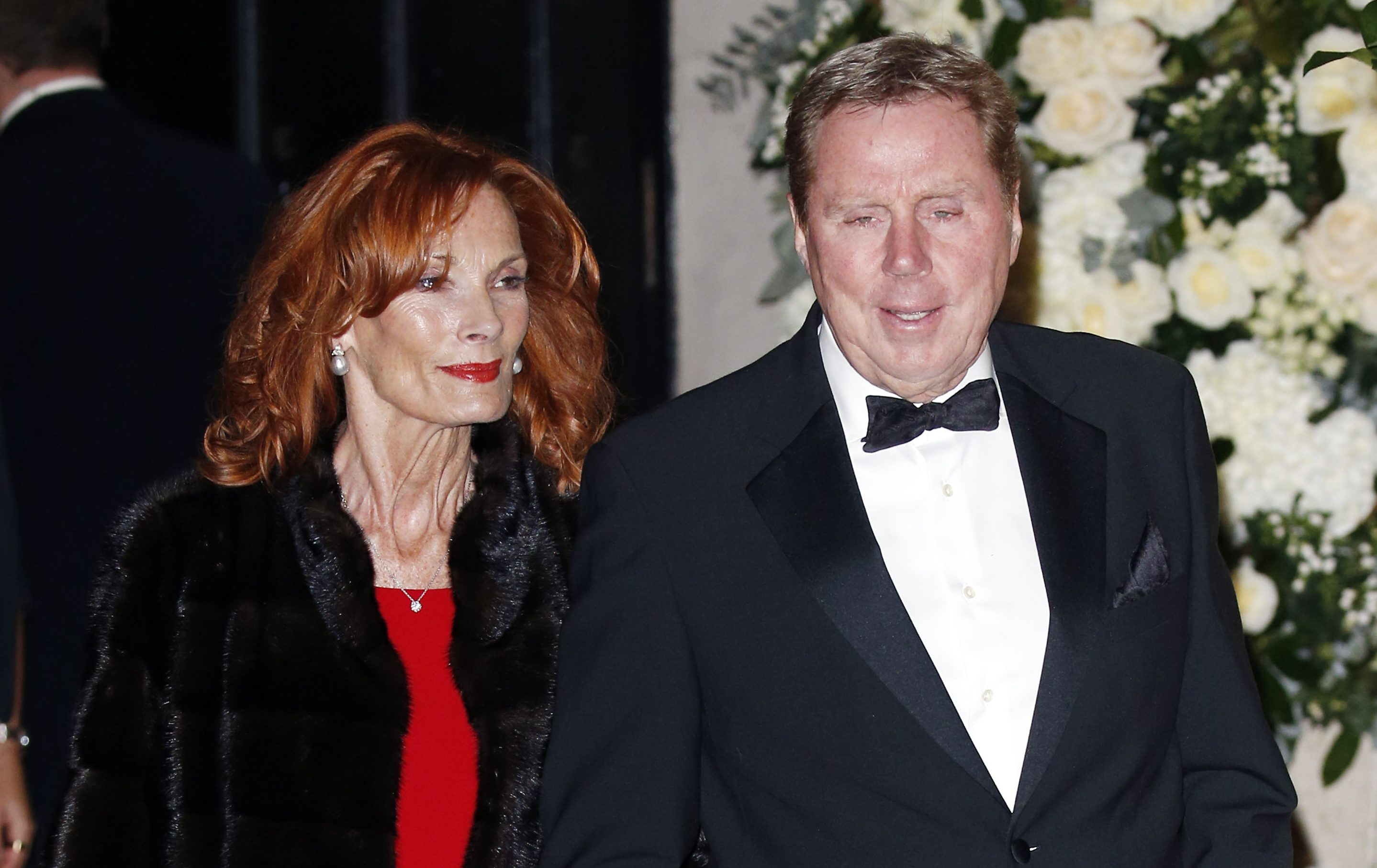 I'm a Celeb's Harry Redknapp blasts 'wicked' death threats aimed at wife Sandra
