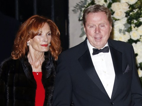 Who is Harry Redknapp's wife and when did he run her over?
