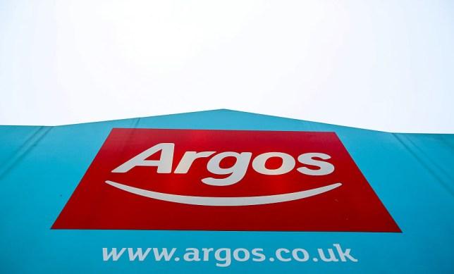 Argos store logo