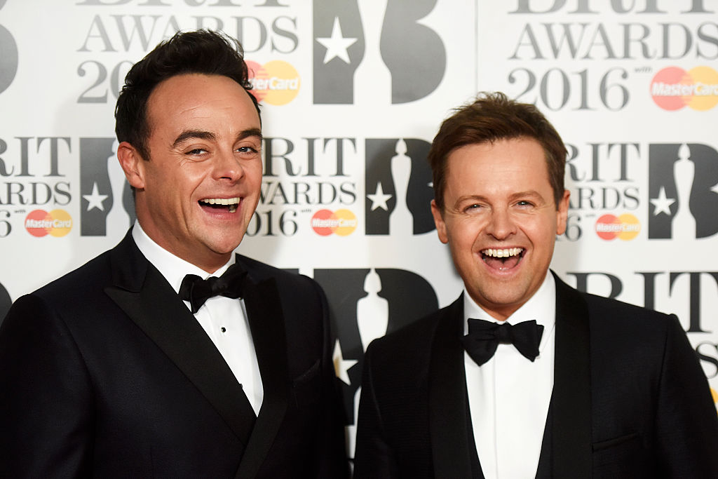 Declan Donnelly shares never-before-seen picture of Ant McPartlin as sweet birthday message
