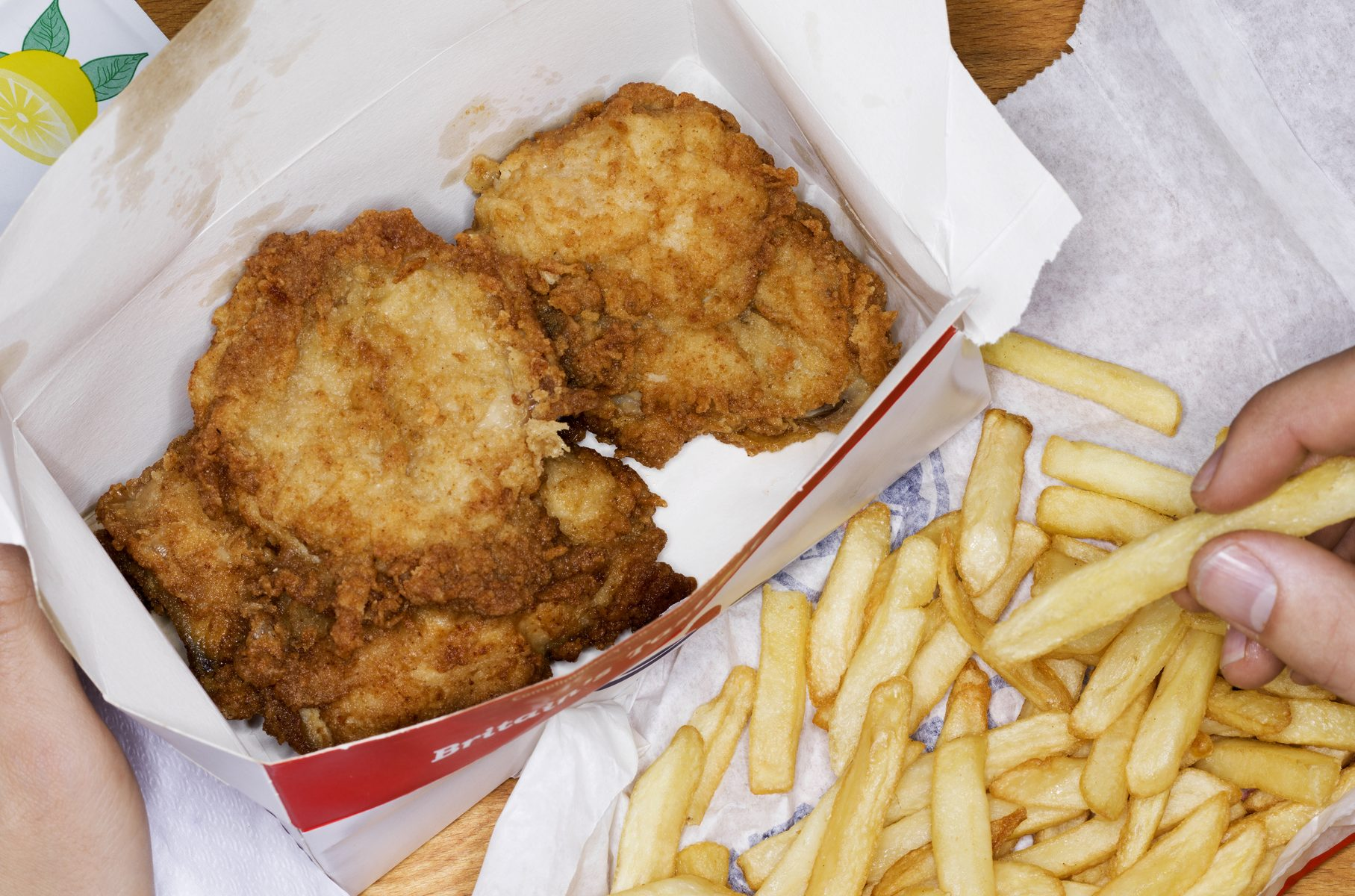 Fried chicken shops stitch a tear in society allowing teenagers like me to simply be ourselves