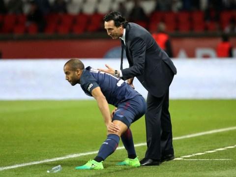 Lucas Moura takes swipe at Unai Emery ahead of Arsenal v Tottenham Hotspur