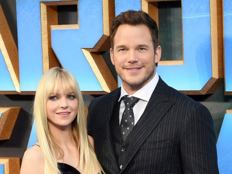 When did Chris Pratt and Anna Faris split as he gets engaged to Katherine Schwarzenegger?