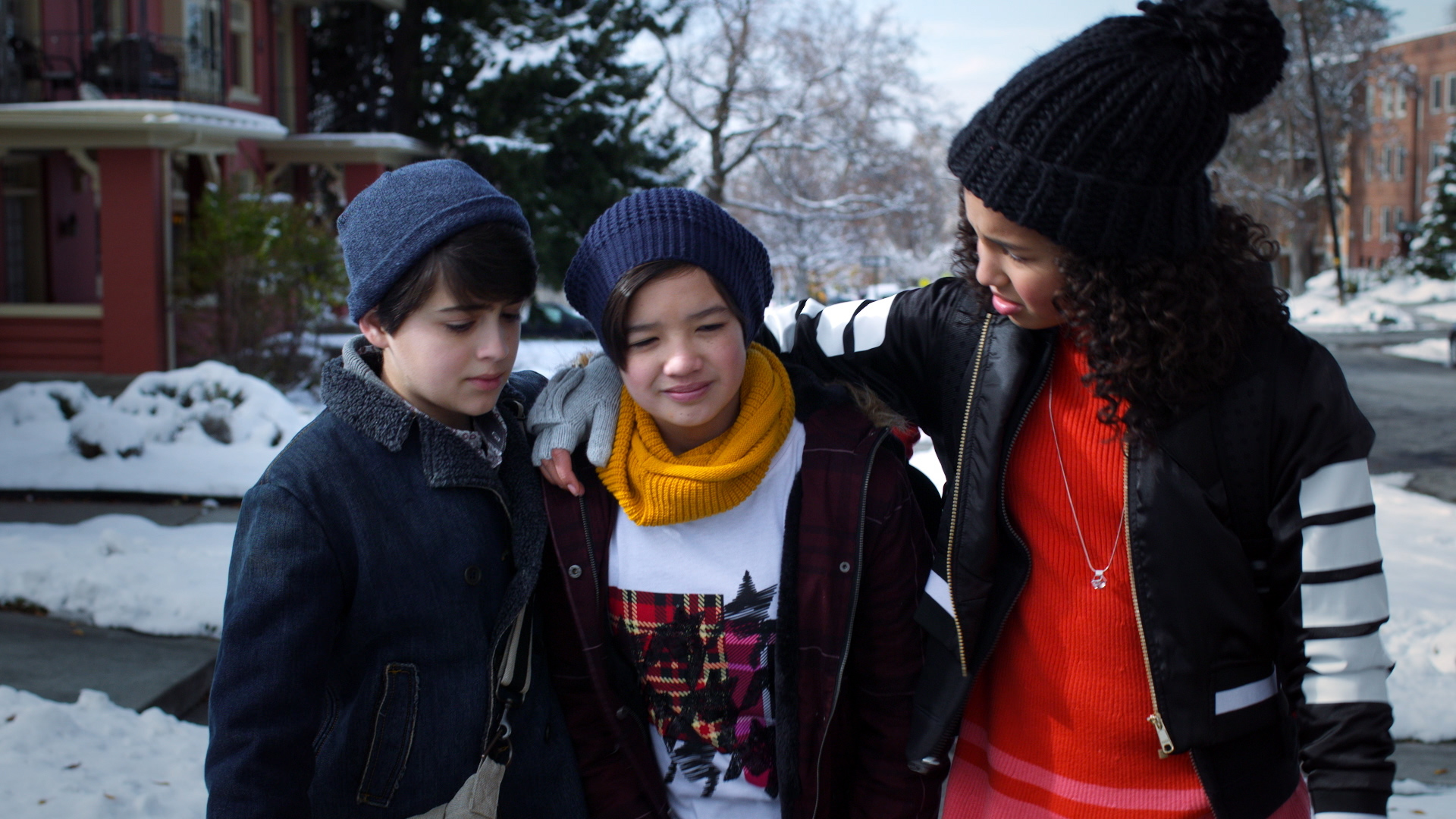 Disney Channel's Andi Mack will tackle gun safety in upcoming episodes